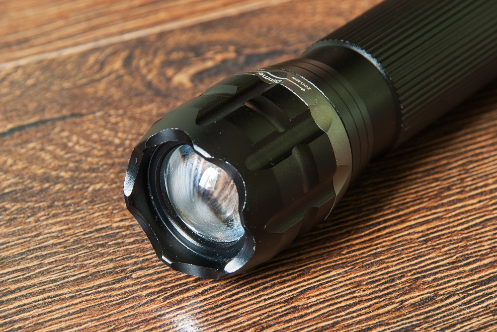 Closeup pocket LED