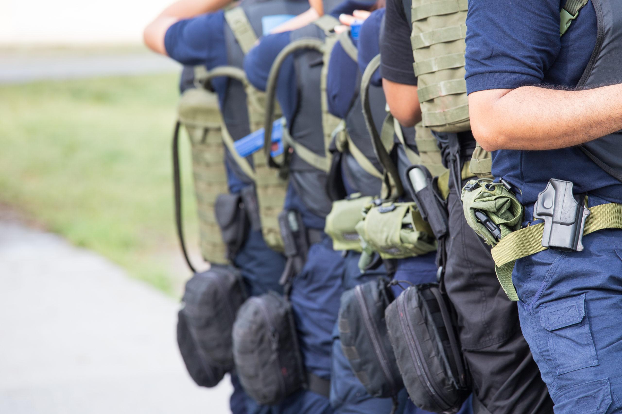 law enforcement gear
