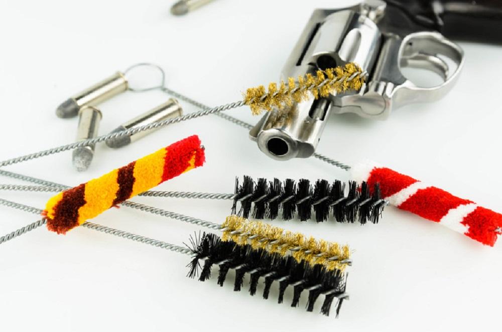 brush set for gun cleaning
