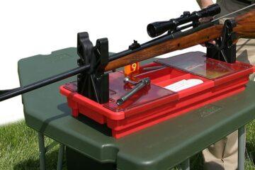 gun cleaning vise