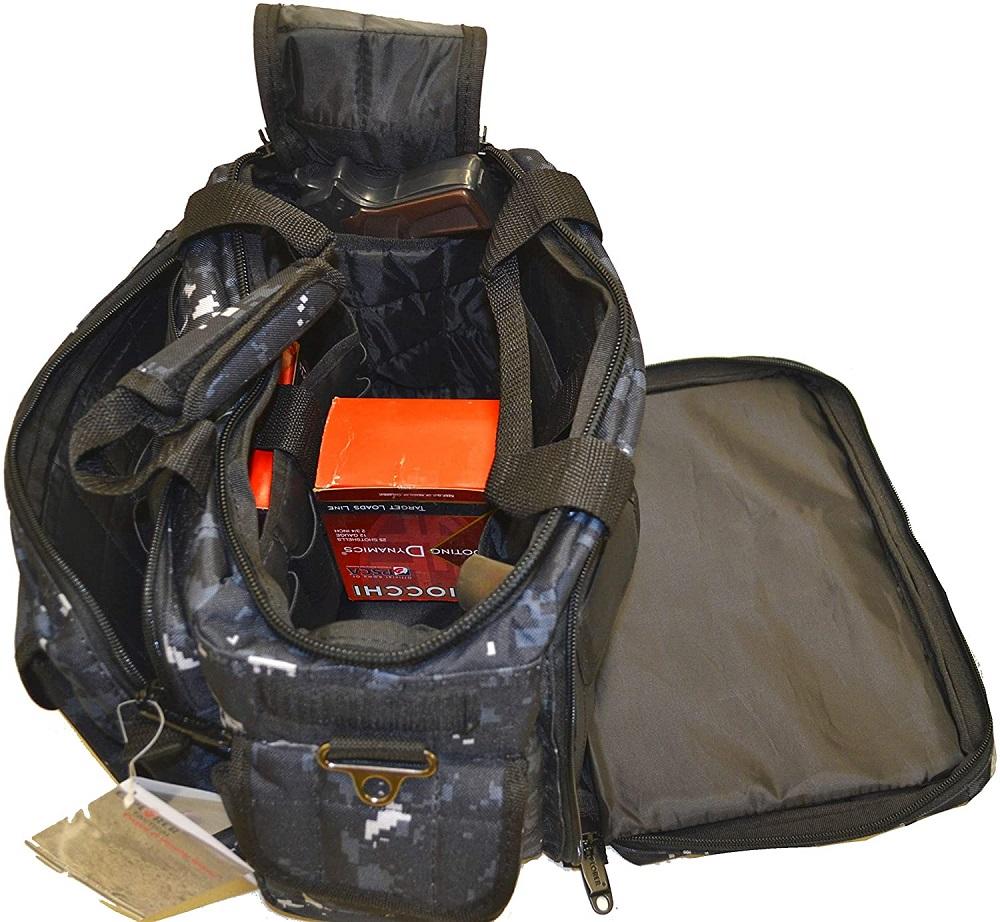 loaded range bag